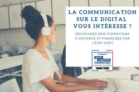 la communication digitale vous interesse